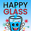 happy glass